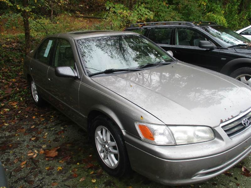 2001 toyota camry xle v6 4dr sedan in verona pa gt auto. Black Bedroom Furniture Sets. Home Design Ideas