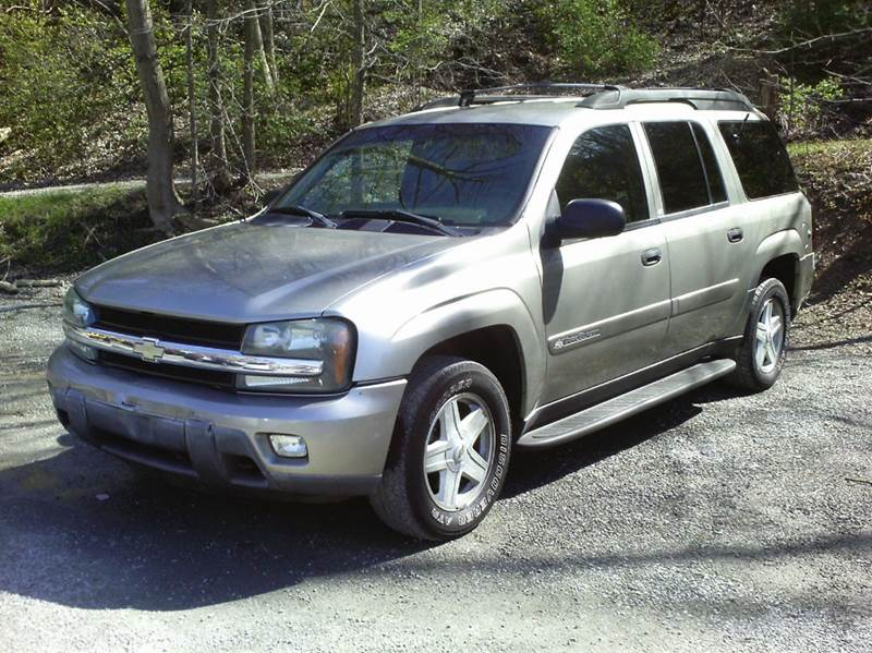 2003 chevrolet trailblazer ext ls 4wd 4dr suv in verona pa. Black Bedroom Furniture Sets. Home Design Ideas