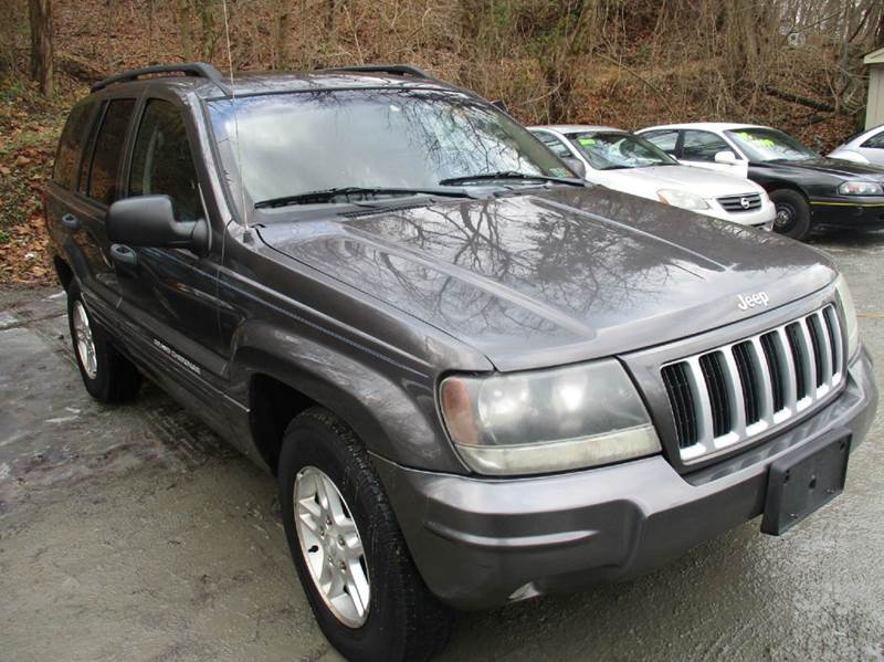 2004 jeep grand cherokee 4dr special edition 4wd suv in. Black Bedroom Furniture Sets. Home Design Ideas