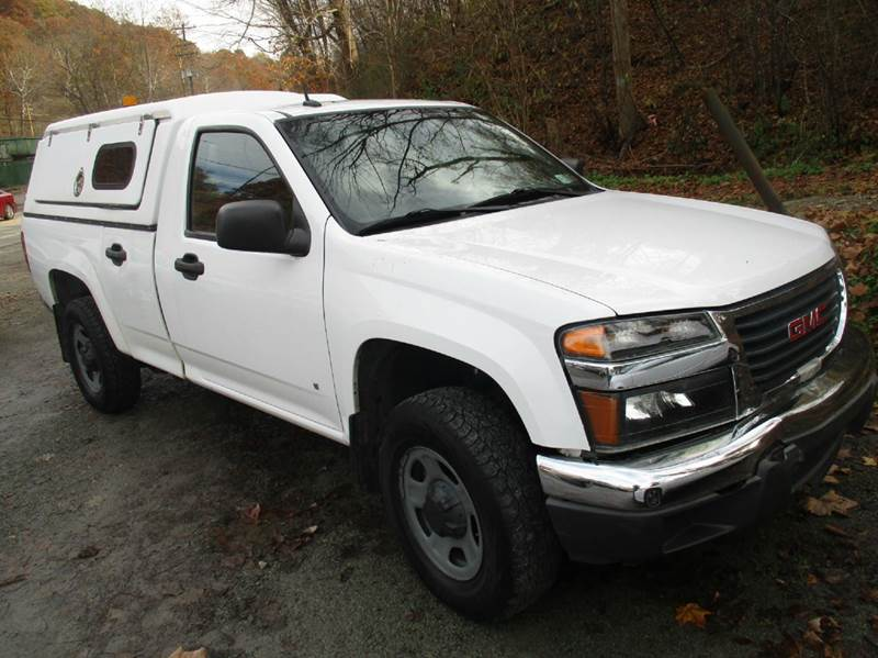 2009 gmc canyon 4x4 work truck regular cab 2dr in verona. Black Bedroom Furniture Sets. Home Design Ideas