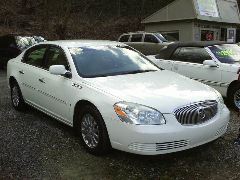 2007 buick lucerne in verona pa gt auto sales. Black Bedroom Furniture Sets. Home Design Ideas