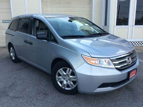 2013 Honda Odyssey for sale in Beltsville MD