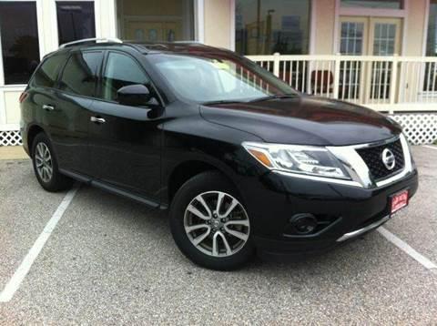 2013 Nissan Pathfinder for sale in Beltsville, MD