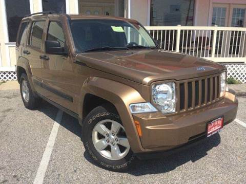 2012 Jeep Liberty for sale in Beltsville, MD