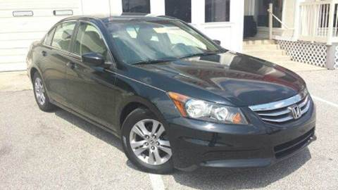 2011 Honda Accord for sale in Beltsville, MD