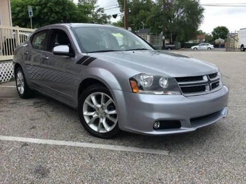 2013 Dodge Avenger for sale in Beltsville MD