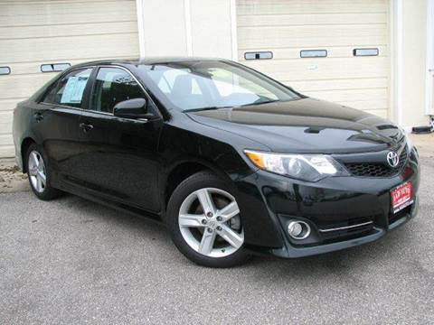 2013 Toyota Camry for sale in Beltsville MD