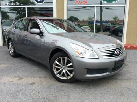 2007 Infiniti G35 for sale in Beltsville, MD