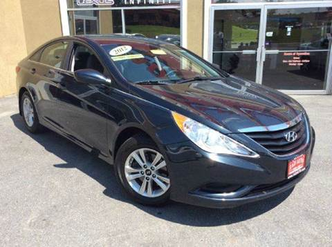 2012 Hyundai Sonata for sale in Beltsville MD