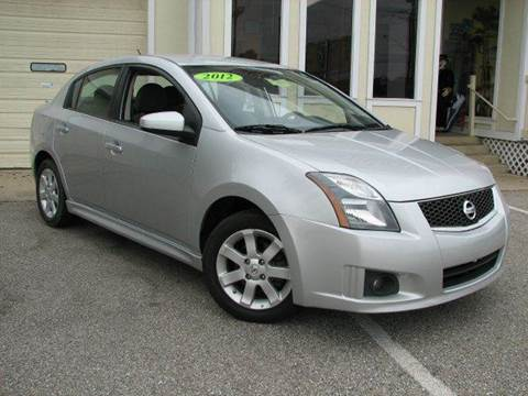 2012 Nissan Sentra for sale in Beltsville, MD