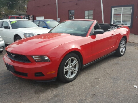2010 Ford Mustang for sale in Englewood, CO