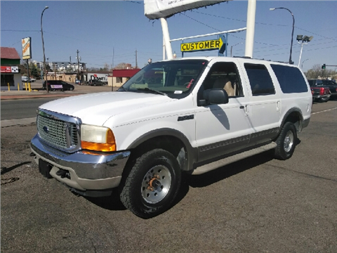 2000 Ford Excursion for sale in Englewood, CO