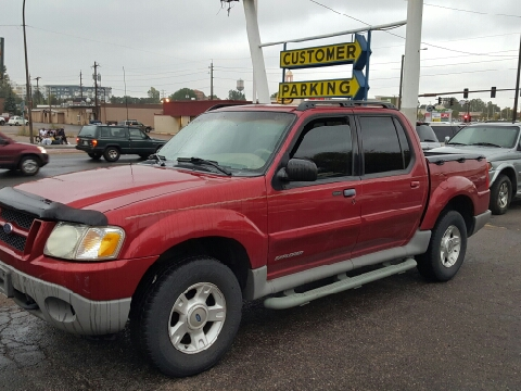 2001 Ford Explorer Sport Trac for sale in Englewood, CO
