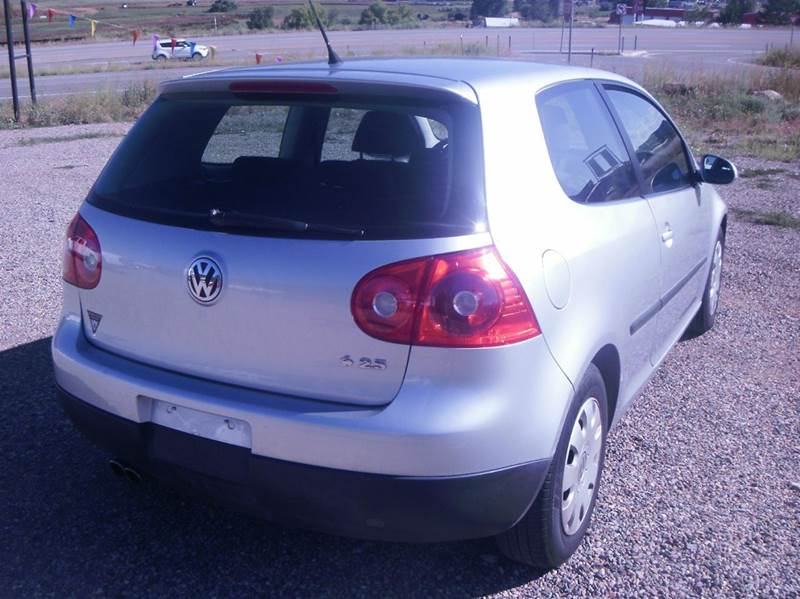 2008 Volkswagen Rabbit S 2dr Hatchback 5M - Durango CO