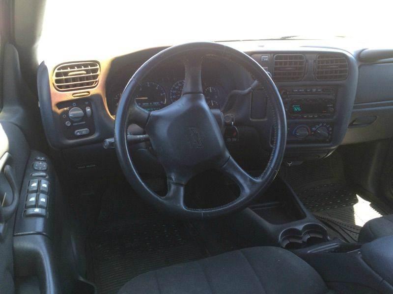 2003 Chevrolet S-10 4dr Crew Cab LS 4WD SB - Durango CO