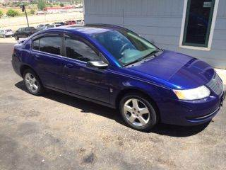 2006 Saturn Ion 2 4dr Sedan w/Manual - Durango CO