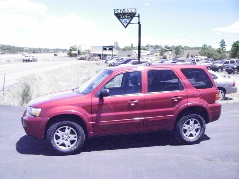 2005 Ford Escape AWD Limited 4dr SUV - Durango CO