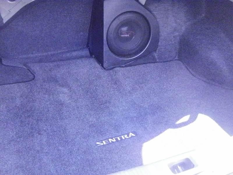 2006 Nissan Sentra 1.8 S 4dr Sedan w/Automatic - Durango CO