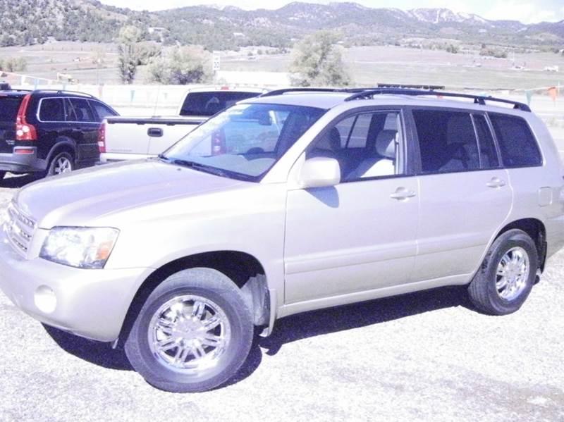 2007 Toyota Highlander AWD 4dr SUV V6 w/3rd Row - Durango CO