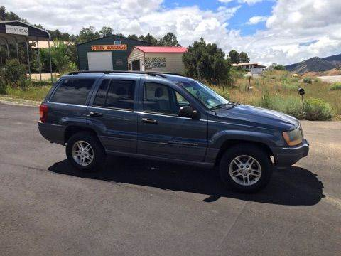 2002 Jeep Grand Cherokee 4dr Laredo 4WD SUV - Durango CO