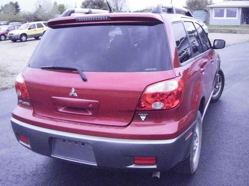 2005 Mitsubishi Outlander AWD LS 4dr SUV - Durango CO