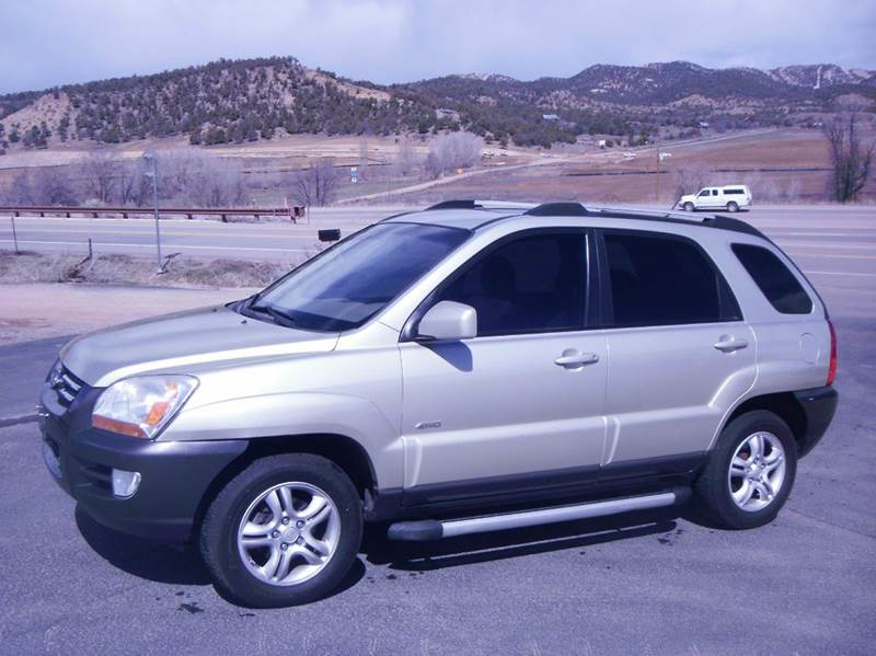 2006 kia sportage lx 4dr suv 4wd w v6 in durango co. Black Bedroom Furniture Sets. Home Design Ideas