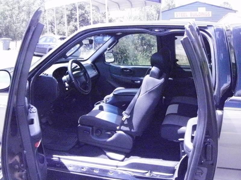 2003 Ford F-150 4dr SuperCab XLT 4WD Styleside SB - Durango CO
