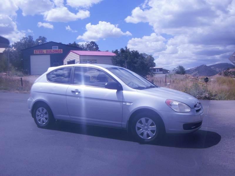2007 Hyundai Accent GS 2dr Hatchback (1.6L I4 5M) - Durango CO