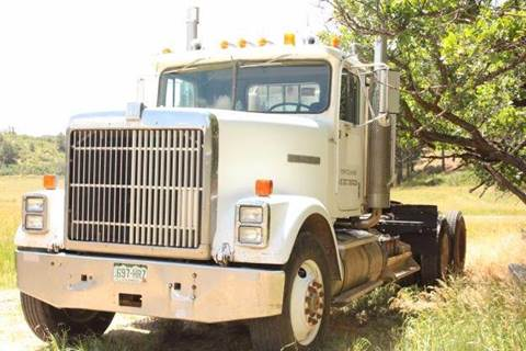 1985 International DayCab for sale in Durango, CO