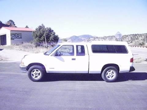 1995 Chevrolet S-10 for sale in Durango, CO