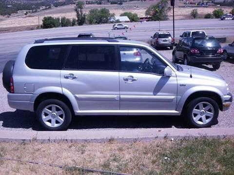 2003 Suzuki XL7