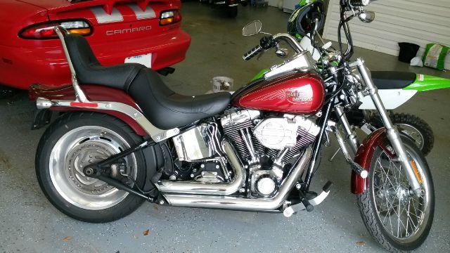 2008 Harley-Davidson SOFTAIL CUSTUM