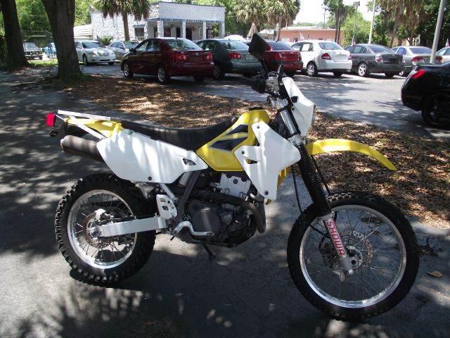 2000 Suzuki DRZ 400
