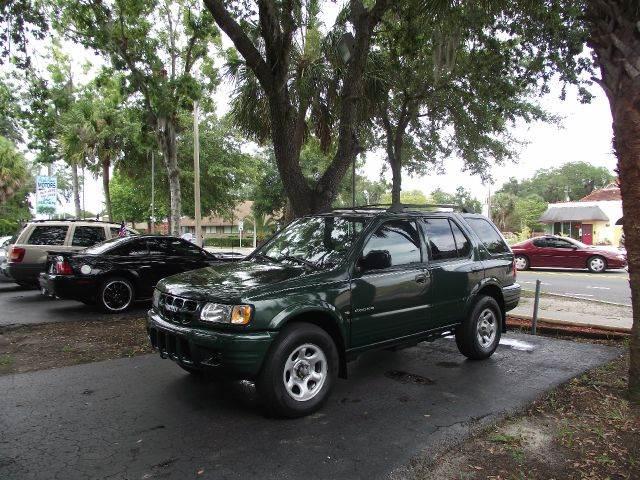 2001 Isuzu Rodeo for sale in Gainesville FL