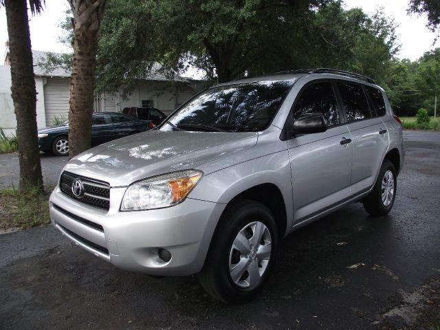 2008 Toyota RAV4 for sale in Gainesville FL