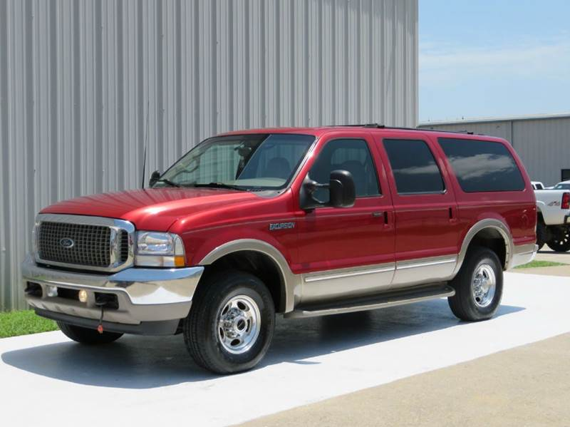 Ford Excursion 2002 >> Main