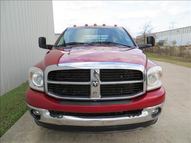 2007 Dodge Ram Pickup 3500 SLT MegaCab DIESEL 4X4 FLATBED - Houston TX