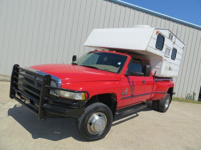 1999 Dodge Ram Pickup 3500 5.9 5spd CUMMINS4X4 MOTOR HOME - Houston TX