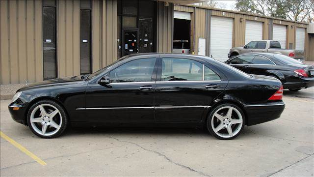 Mercedes benz used cars commercial trucks for sale houston for 2001 mercedes benz s430
