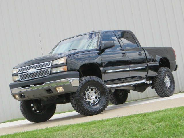 Used 2005 Chevrolet Silverado 2500HD LT3 DURAMAX LIFTED 4X4 ALLISON in