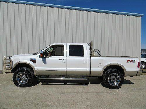 2010 F250 King Ranch For Sale 2010 Ford F-250 King-ranch 4x4