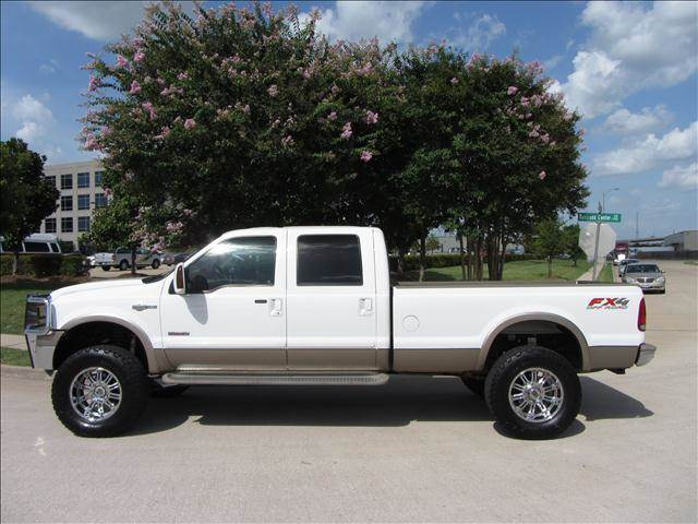 2006 F350 King Ranch Lifted 2006 Ford F-350 King-ranch