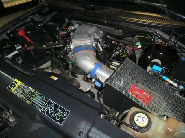 2002 Ford F-150 Harley-Davidson SuperCrew 2WD - Houston TX