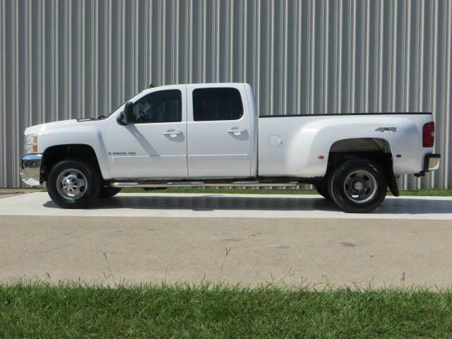 2008 Chevrolet Silverado 3500