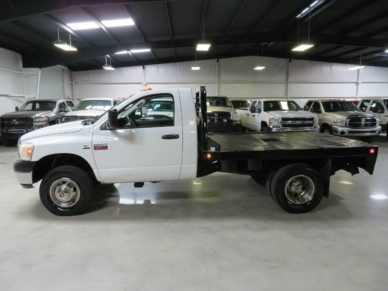 2008 dodge ram pickup 3500 st package 6 7l cummins turbo. Black Bedroom Furniture Sets. Home Design Ideas
