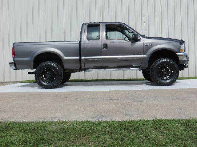 2002 Ford F250 XLT 7.3L LIFTED 4X4  - Houston TX