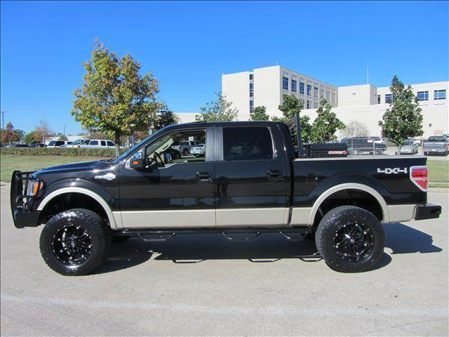 2010 F250 King Ranch For Sale 2010 Ford F-150 King-ranch