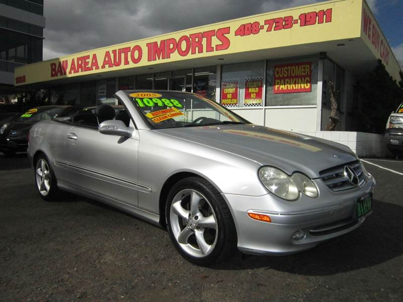2005 mercedes benz clk clk320 2dr cabriolet in sunnyvale for Mercedes benz sunnyvale