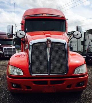 2011 Kenworth T660 for sale in Houston, TX