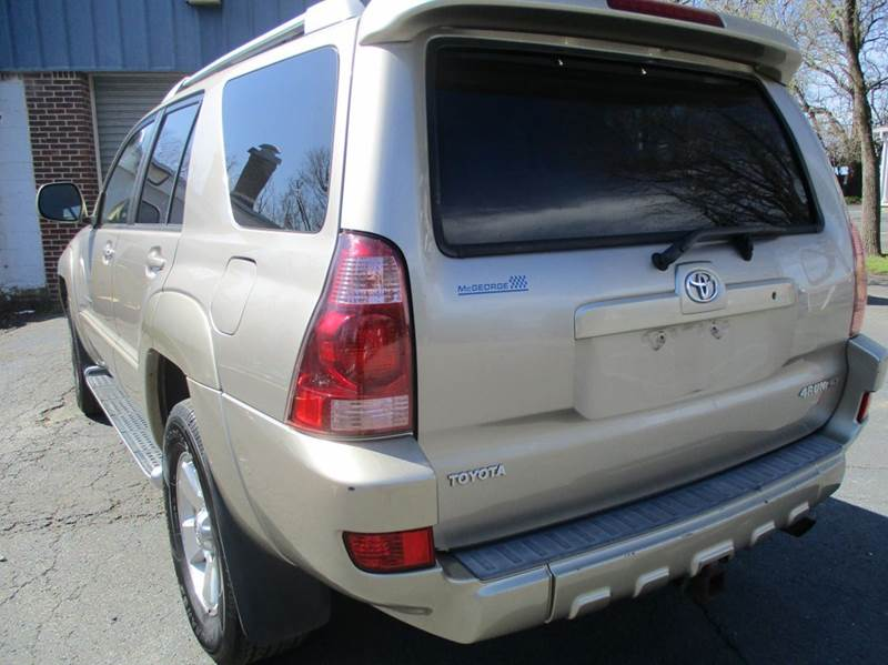 2003 Toyota 4Runner Limited 4WD 4dr SUV - Leesburg VA